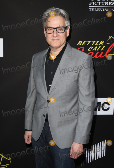 Peter Gould Photos - 28 March 2017 - Culver City California - Peter Gould AMCs Better Call Saul Season 3 Premiere held at Arclight Cinemas Culver City Photo Credit AdMedia