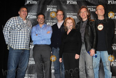 Bill Pohlad Photo - 4 February 2012 - Santa Barbara California - Graham King Mike De Luca Jim Burke Letty Aronson Bill Pohlad Patrick Goldstein 27th Annual Santa Barbara Film Festival - Movers and Shakers Panel held at the Lobero Theatre Photo Credit Byron PurvisAdMedia
