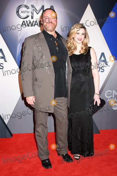 Ana Cristina Photo - 4 November 2015 - Nashville Tennessee - John Carter Cash Ana Cristina 49th CMA Awards Country Musics Biggest Night held at Bridgestone Arena Photo Credit Laura FarrAdMedia