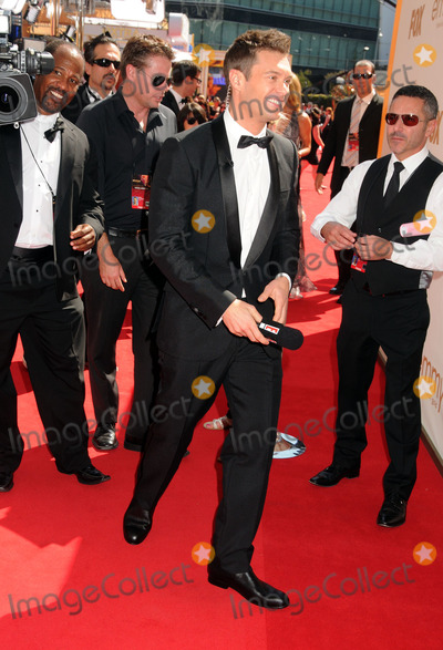 Ryan Seacrest Photo - 63rd Primetime Emmy Awards - Arrivals