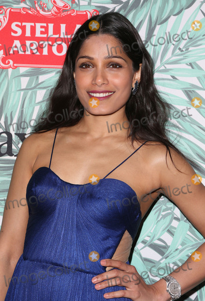Freida Pinto Photos - 24 February 2017 - Los Angeles California - Freida Pinto 10th Annual Women In Film Pre-Oscar Cocktail Party held at Nightingale Plaza Photo Credit AdMedia