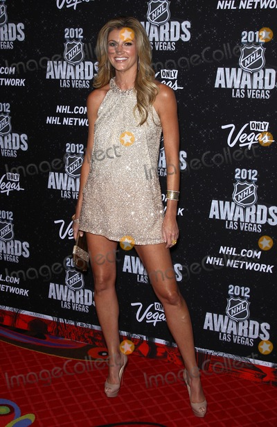 - Las Vegas  Nevada - Erin Andrews  2012 NHL Awards at the EncoErin Andrews Nhl Awards