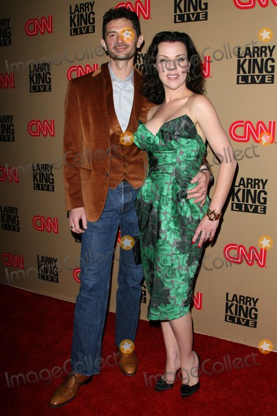 Debi Mazar,Larry King Photo - CNNs Larry King Live Final Broadcast Wrap Party