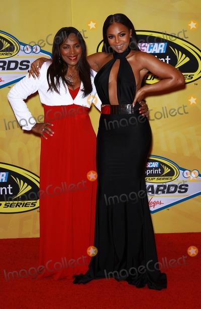 Tina Douglas Photo - 05 December 2014 - Las Vegas NV -  Tina Douglas Ashanti  2014 NASCAR Sprint Cup Series Awards at The Wynn Las VegasPhoto Credit mjtAdMedia