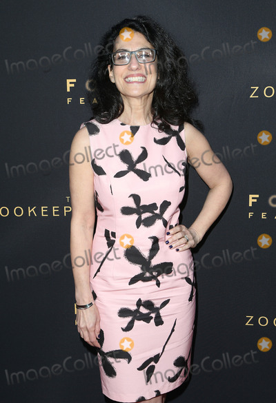 Angela Workman Photo - 27 March 2017 - Hollywood California - Angela Workman The Zookeepers Wife Los Angeles Premiere held at ArcLight Hollywood Photo Credit AdMedia