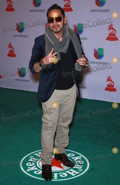 Andy Galvez Photo - 20 November 2014 - Las Vegas Nevada -  Andy Galvez  15th Annual Latin Grammy Arrivals at MGM Grand Garden Arena  Photo Credit MJTAdMedia