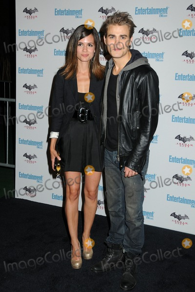 Paul Wesley,Torrey De Vitto Photo - 5th Annual Entertainment Weekly Comic-Con Party