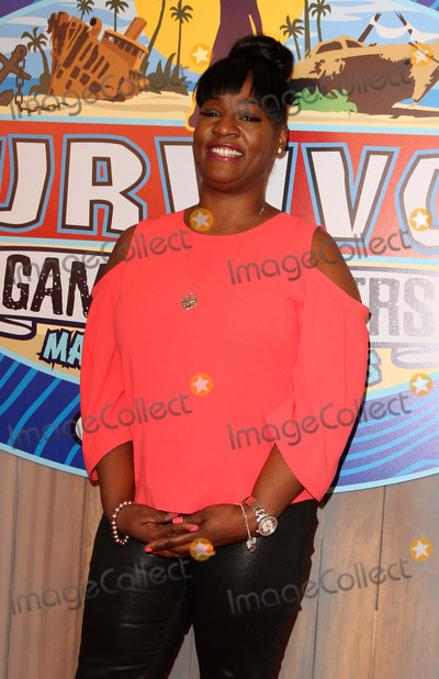 Cirie Fields Photos - 24 May 2017 - Los Angeles California - Cirie Fields Survivor Game Changers Mamanuca Islands Finale held at CBS Studio Center Photo Credit AdMedia