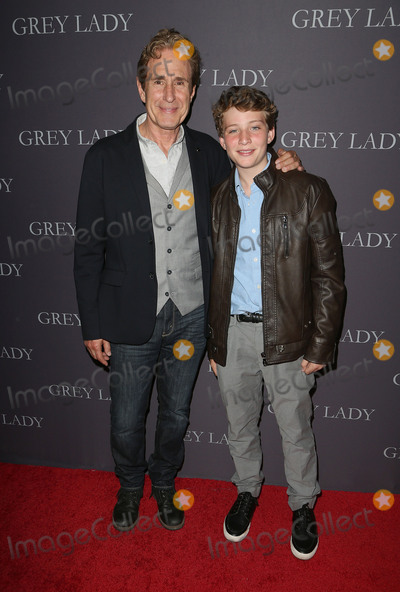 Photo - 26 April 2017 - Los Angeles California - John Shea Caiden Shea Premiere Of Pataphysical Productions Grey Lady held at The Landmark Photo Credit AdMedia
