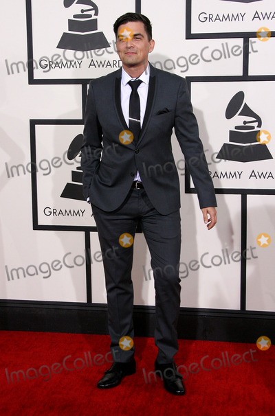 Andy Caldwell Photo - 26 January 2014 - Los Angeles California - Andy Caldwell 56th GRAMMY Awards held at the Staples Center Photo Credit AdMedia