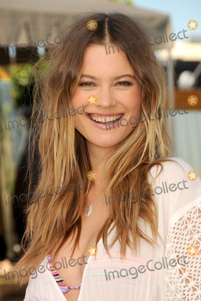 Victorias Secret Photo - 8 March 2016 - Los Angeles California - Behati Prinsloo Behati Prinsloo Launches Victorias Secret Swim Collection held at the SLS Hotel Photo Credit Byron PurvisAdMedia