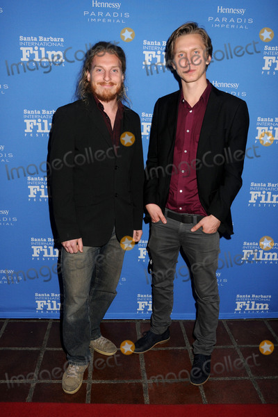 Adam Stumle Photo - 9 February 2016 - Santa Barbara California - Adam Stumle Martin Risberg 31st Annual Santa Barbara International Film Festival - Montecito Award Presented to Sylvester Stallone held at the Arlington Theater Photo Credit Byron PurvisAdMedia