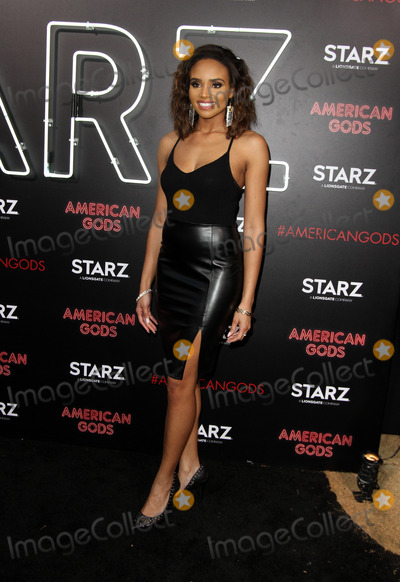 Meagan Tandy Photo - American Gods Premiere