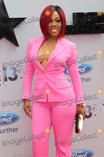 Pictures From 2013 BET Awards - Arrivals K Michelle 2013 Bet Awards