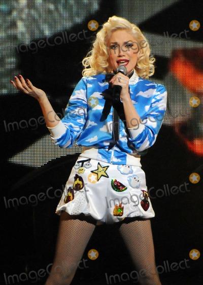 Gwen Stefani Photos - 7 February 2015 - Los Angeles California - Gwen Stefani Mastercard Priceless Surprises Presents Gwen Stefani held at the Orpheum Theatre Photo Credit Byron PurvisAdMedia