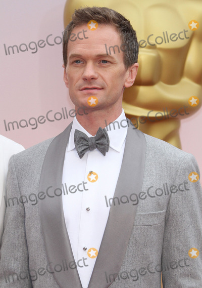 Neil Patrick Harris Photos - 22 February 2015 - Hollywood California - Neil Patrick Harris 87th Annual Academy Awards presented by the Academy of Motion Picture Arts and Sciences held at the Dolby Theatre Photo Credit AdMedia