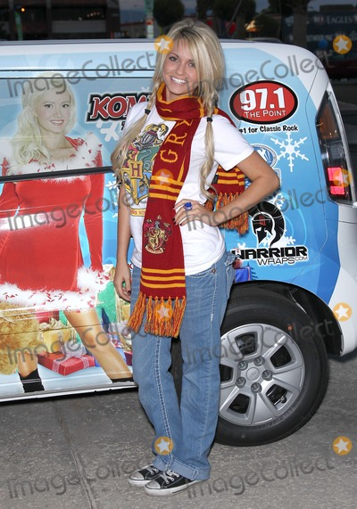 Angel Porrino,Hollies,The Hollies Photo - Angel Porrino At Toy Drive