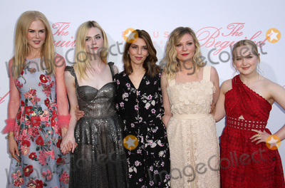 Photos From The Beguiled Premiere