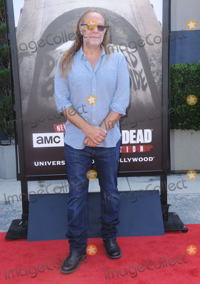 Photos From 'The Walking Dead' Permanent Daytime Attraction Press Event