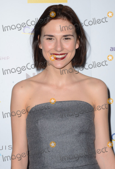 Adele Perovic Photo - 01 June 2015 - West Hollywood California - Adele Perovic Arrivals for the 2015 Australians in Film Heath Ledger Scholarship announcement dinner held at The Sunset Marquis Hotel Photo Credit Birdie ThompsonAdMedia
