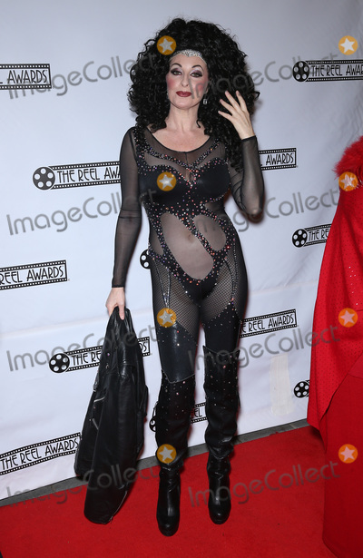 Photo - 20 February 2017 - Las Vegas NV -  Bonnie Kilroe as Cher  Red Carpet Arrivals for 23rd Production of The Reel Awards Presented by International Celebrity Images at The Golden Nugget Hotel and Casino  Photo Credit MJTAdMedia
