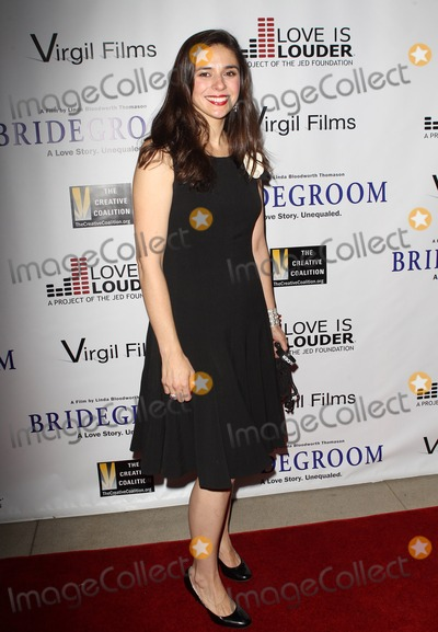 Alex Grossi Photo - 15 October 2013 - Beverly Hills California - Alex Grossi Bridegroom Los Angeles Premiere Benefiting Love Is Louder Held at AMPAS Samuel Goldwyn Theater Photo Credit Kevan BrooksAdMedia