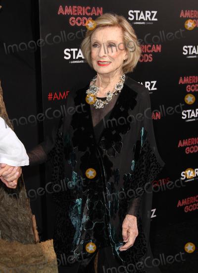 Cloris Leachman Photo - American Gods Premiere