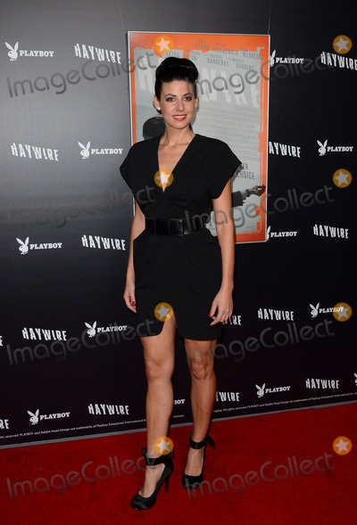 Natascha Berg Photo - Haywire Los Angeles Premiere