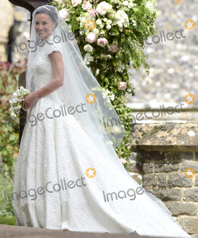 Photos From Pippa Middleton and James Matthews Wedding