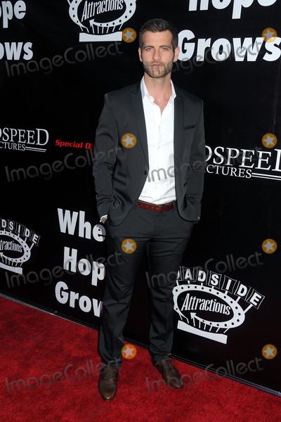 Alan Powell Photo - 4 May 2015 - Hollywood California - Alan Powell Where Hope Grows Los Angeles Premiere held at Arclight Cinemas Photo Credit Byron PurvisAdMedia