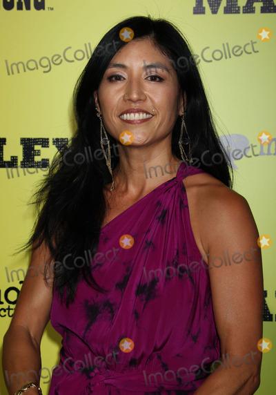 Ani Phoy Photo - 17 April 2012 - Hollywood California - Ani Phoy Marley Los Angeles Premiere held at Arclight Cinemas Photo Credit Russ ElliotAdMedia
