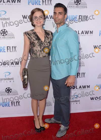 Ali Faulkner Photo - 05 October  2015 - Los Angeles California - Ali Faulkner  Arrivals the Los Angeles premiere of Woodlawn held at the Bruin Theater Photo Credit Birdie ThompsonAdMedia