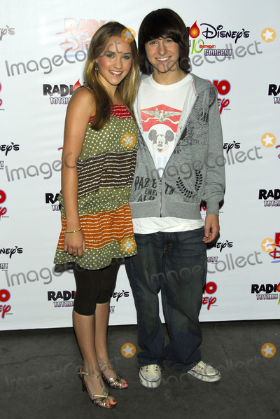 Emily Osment,Mitchel Musso,MITCHELL MUSSO Photo - The Radio Disney Totally 10 Birthday Concert
