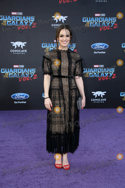 Elizabeth Henstridge Photo - Guardians of the Galaxy Vol 2  Los Angeles Premiere