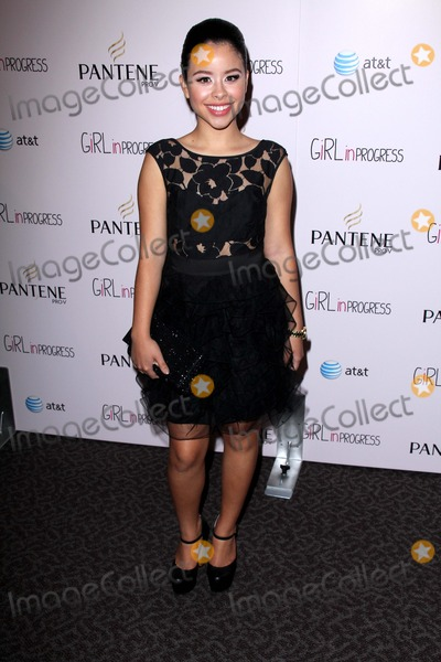 Cierra Ramirez Photo - Girl In Progress Special LA Screening