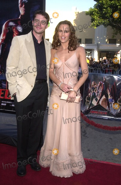 Jennifer Garner Daredevil Premiere Pictures From &...