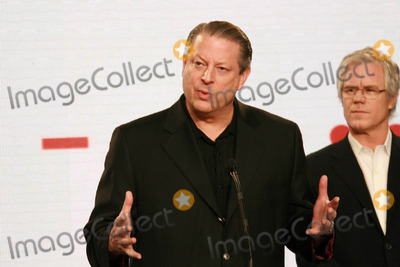 Al Gore,KEVIN WALL Photo - Global Climate Crisis Campaign Concert Press Conference