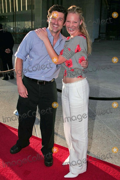 Patrick Dempsey,Katherine Heigl Photo - ABC All-Star Party