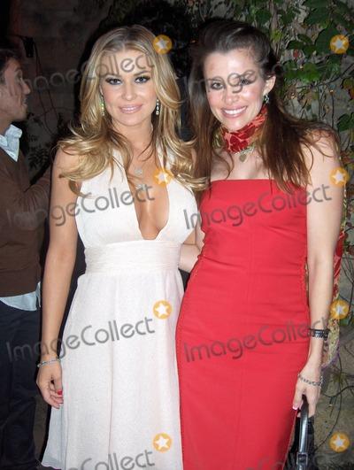 Alicia Arden,Carmen Electra Photo - AXE Cologne for Men Party at the Mansion