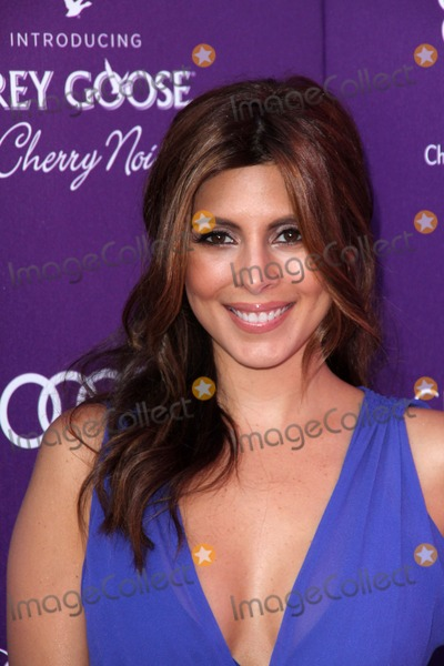 JAMIE LYNN-SIGLER,Jamie-Lynn Sigler Photo - 2012 Chrysalis Butterfly Ball