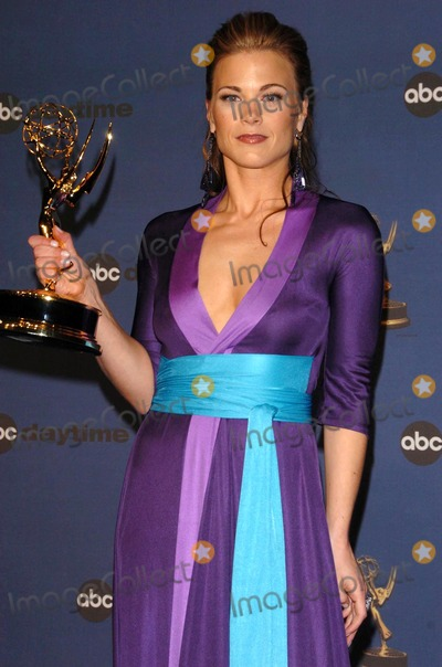 Gina Tognoni Photo - The 33rd Annual Daytime Emmy Awards Press Room