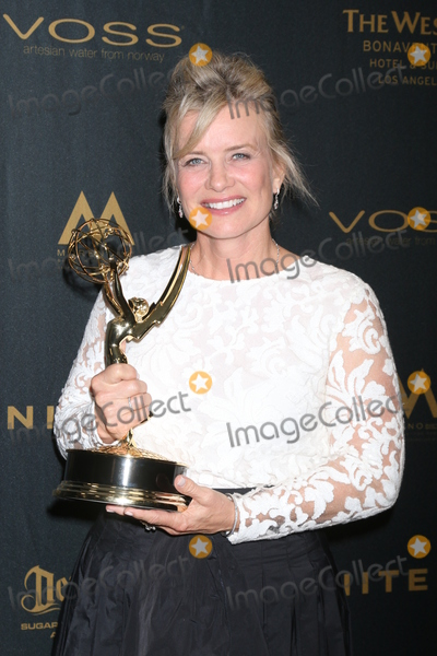 Photo - Mary Beth Evansat the 43rd Daytime Emmy Creative Awards Press Room Westin Bonaventure Hotel Los Angeles CA 04-29-16
