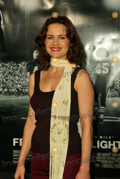 Carla Gugino Photo - Friday Night Lights World Premiere