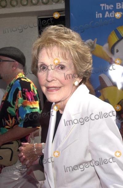 Nancy Reagan Photo - Stuart Little 2 Premiere