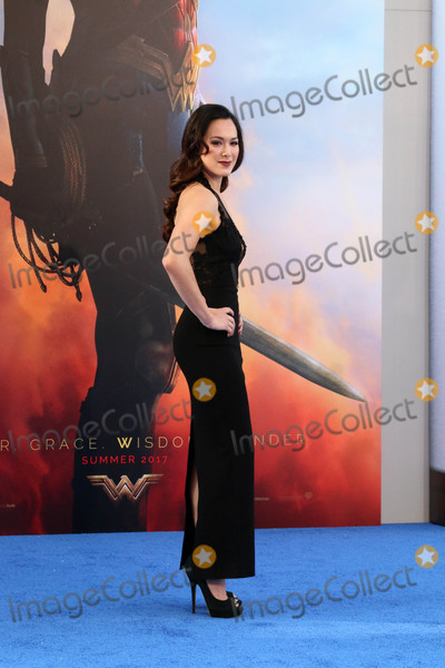 Photos From 'Wonder Woman' Premiere