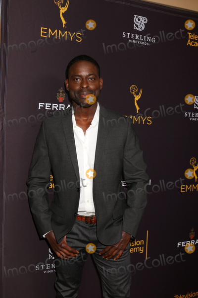 Photo - Sterling K Brownat the Television Academys Performers Peer Group Celebration Montage Hotel Beverly Hills CA 08-22-16