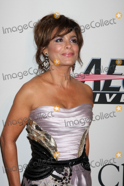 Paula Abdul,Clive Davis Photo - Pre-Grammy Party IHO Clive Davis