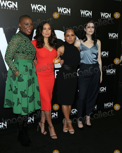 Photos From WGN America's 'Underground' Photo-Op