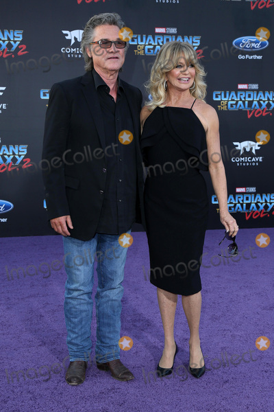 Goldie,Goldie Hawn Photo - Guardians of the Galaxy Vol 2 Los Angeles Premiere