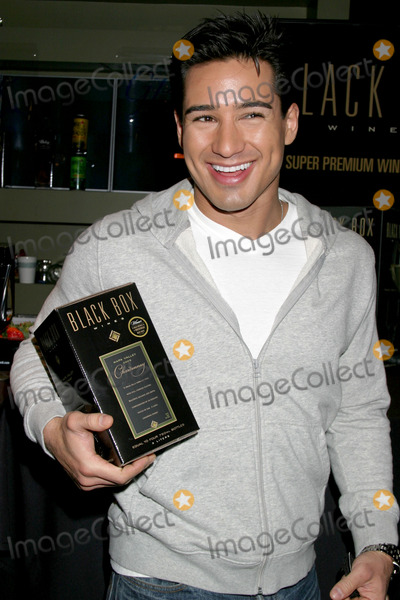 FRIARS CLUB,Mario Lopez Photo - GBK Productions Golden Globe Gifting Suite Day 3